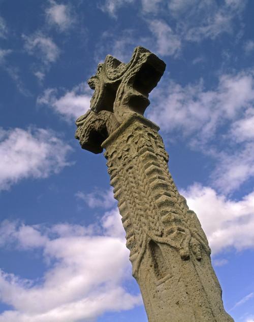 12Th Century High Cross, Devenish Island, Co Fermanagh, Ireland Poster Print by The Irish Image Collection / Design Pics - Item # VARDPI1797839