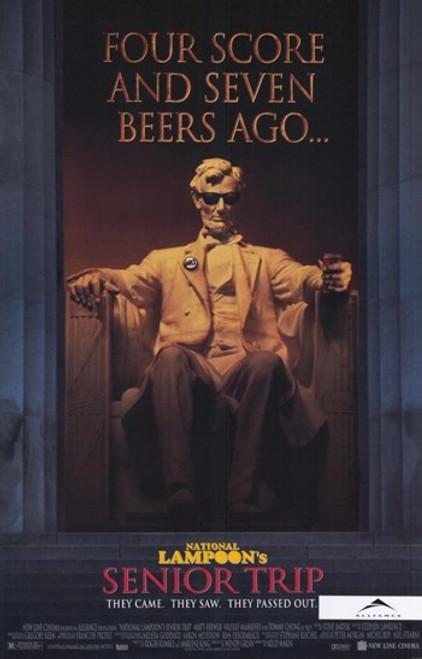 National Lampoon's Senior Trip Movie Poster (11 x 17) - Item # MOV204409