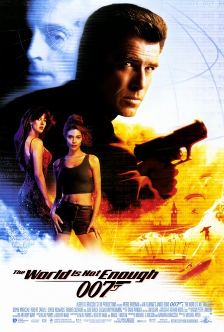 The World Is Not Enough Movie Poster Print (27 x 40) - Item # MOVEF2387