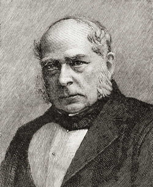 Sir Henry Bessemer 1813 1898 English Inventor Known For The Bessemer Process For The Manufacture Of Steel From The Century Edition Of Cassell's History Of England Published C 1900 Poster Print by Ken Welsh / Design Pics - Item # VARDPI12310545