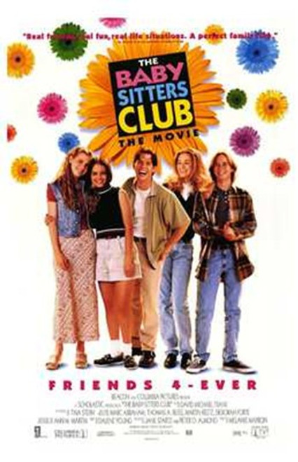 The Baby-Sitters Club Movie Poster (11 x 17) - Item # MOV230949