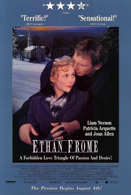 Ethan Frome Movie Poster Print (27 x 40) - Item # MOVCF4430