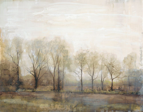 Dreams and Trees Landscape Poster Print by Matina Theodosiou - Item # VARPDX225THE1300