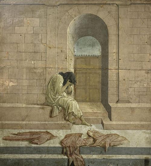 The Melanc Poster Print by Sandro Botticelli - Item # VARPDX276812
