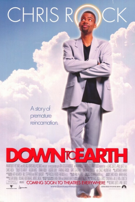 Down to Earth Movie Poster Print (27 x 40) - Item # MOVIH1716
