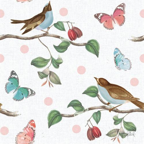Studio Botanicals Pattern V Poster Print by Katie Pertiet - Item # VARPDX49513