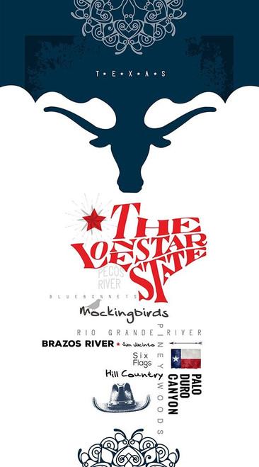 Texas Sign 2 Poster Print by Somerset Somerset - Item # VARPDX4956