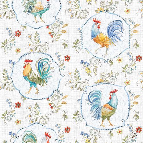 Morning Bloom Pattern IA Poster Print by Daphne Brissonnet - Item # VARPDX49601