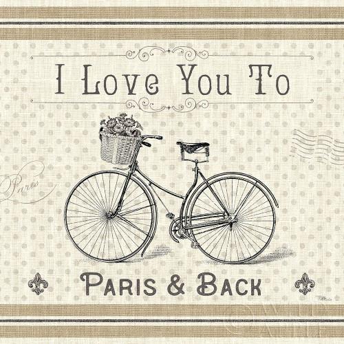 Paris Farmhouse III Poster Print by Pela Studio Pela Studio - Item # VARPDX49786