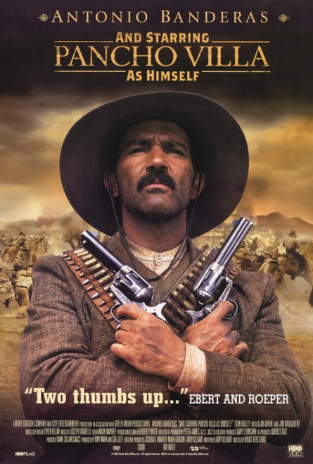 And Starring Pancho Villa as Himself Movie Poster Print (27 x 40) - Item # MOVEF5823