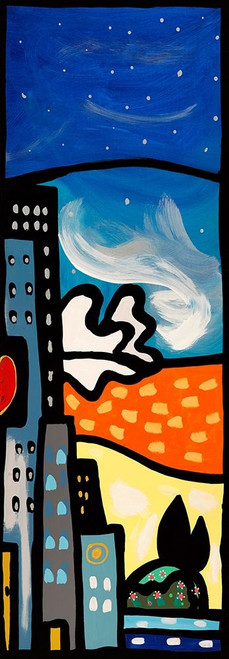 Quando soffia il vento III Poster Print by Wallas Wallas - Item # VARPDX4WA4962