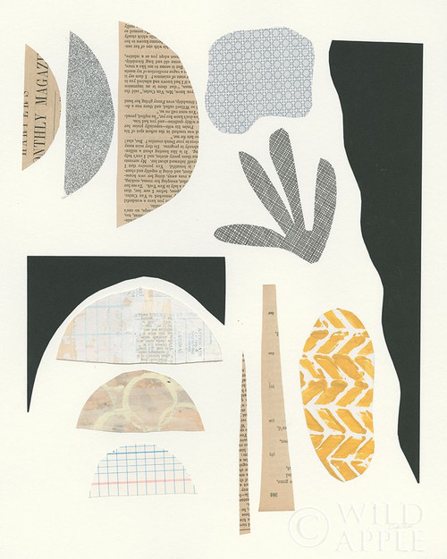 Mixed Shapes III Poster Print by Courtney Prahl - Item # VARPDX50239
