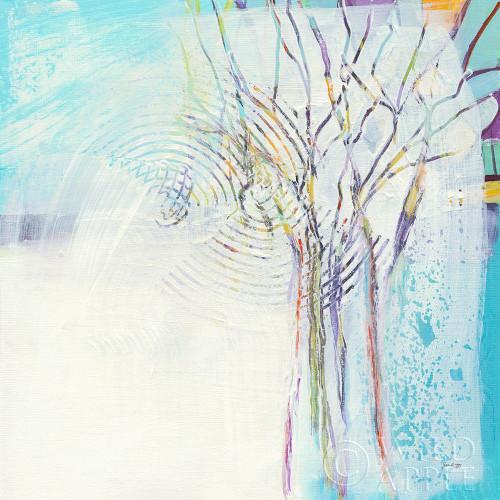 Winter Trees Poster Print by Jan Griggs - Item # VARPDX50248