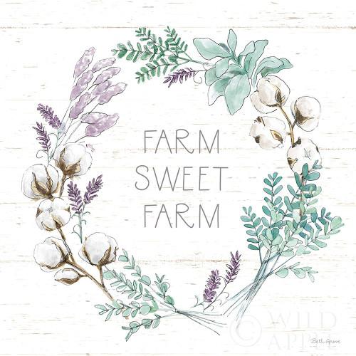 Farmhouse Cotton VIII Poster Print by Beth Grove - Item # VARPDX50902