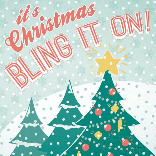Vintage Christmas IX Poster Print by Janelle Penner - Item # VARPDX50979