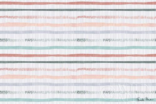 Ikat Pattern III Poster Print by Farida Zaman - Item # VARPDX51055