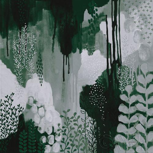 Green Forest I Poster Print by Kathy Ferguson - Item # VARPDX51408