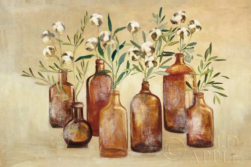 Cotton Still Life I Poster Print by Julia Purinton - Item # VARPDX51540