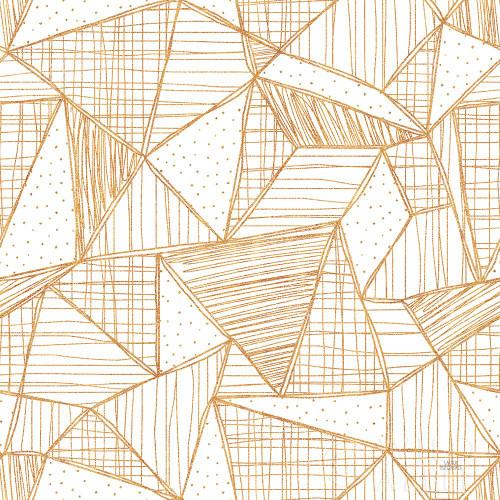 Spring Blooms Pattern XA Poster Print by Laura Marshall - Item # VARPDX51650