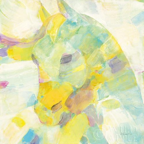 Kaleidoscope Horse III Poster Print by Albena Hristova - Item # VARPDX51989