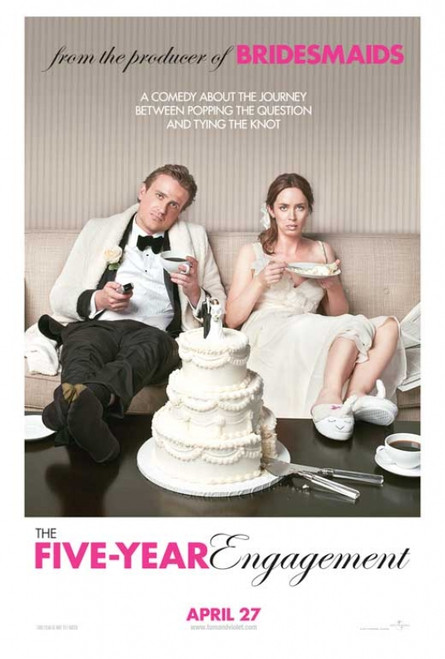 The Five-Year Engagement Movie Poster Print (27 x 40) - Item # MOVIB18394