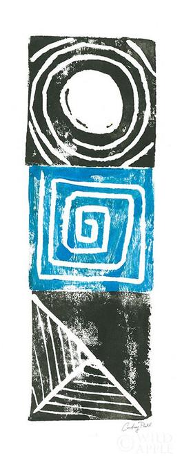 Block Print III Poster Print by Courtney Prahl - Item # VARPDX52273