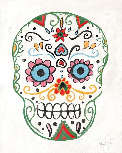 Homage to Frida VI Poster Print by Farida Zaman - Item # VARPDX52579