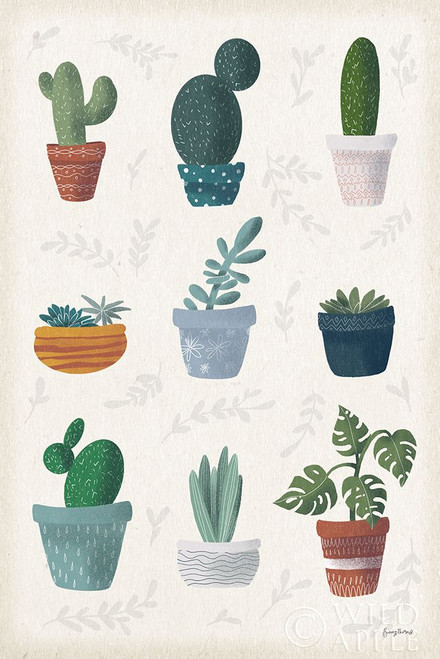 Greenhouse I Poster Print by Becky Thorns - Item # VARPDX52798