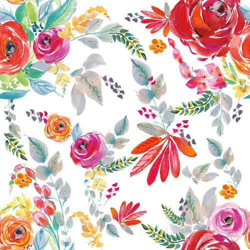 Fridas Flower Fancy Pattern II Poster Print by Kristy Rice - Item # VARPDX53338