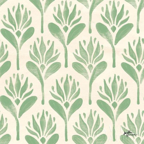 Spring Botanical Pattern IVC Poster Print by Janelle Penner - Item # VARPDX53499