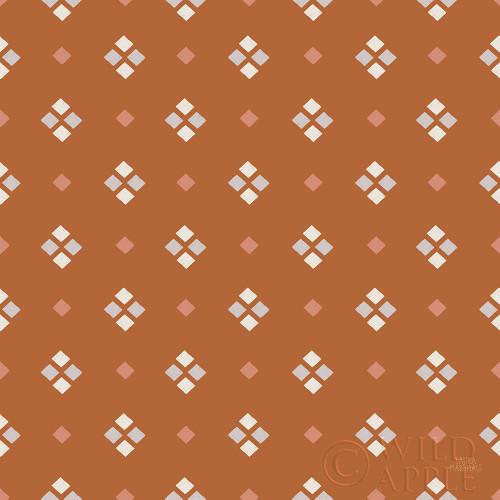 Gone Glamping Pattern VIIB Poster Print by Laura Marshall - Item # VARPDX53634