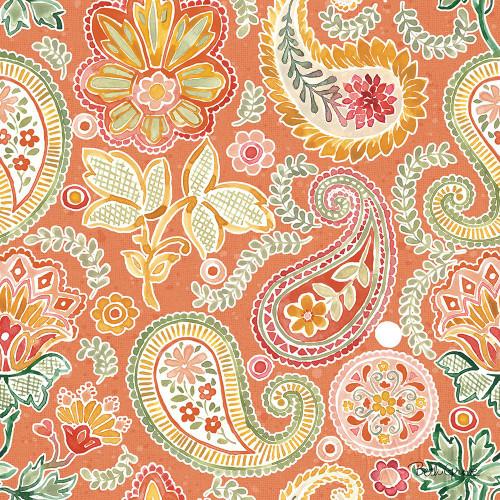 Harvest Bouquet Pattern VIIC Poster Print by Beth Grove - Item # VARPDX53804