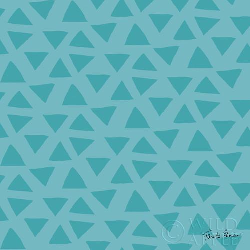Budding Beauty Pattern VG Poster Print by Farida Zaman - Item # VARPDX53840