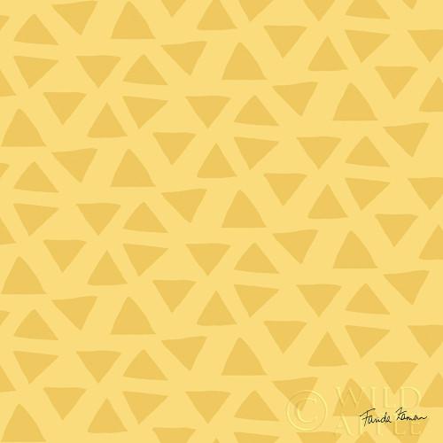 Budding Beauty Pattern VH Poster Print by Farida Zaman - Item # VARPDX53841
