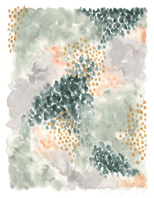 Spring Blooms II v2 Poster Print by Laura Marshall - Item # VARPDX53884