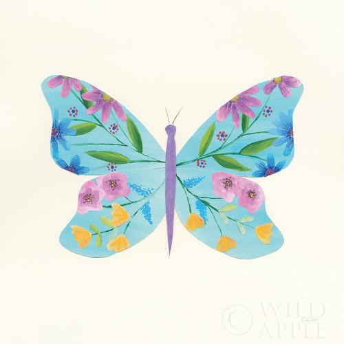 Butterfly Garden IV Poster Print by Courtney Prahl - Item # VARPDX54371