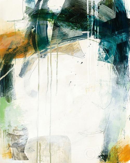 Turbulence I Poster Print by Jane Davies - Item # VARPDX54994