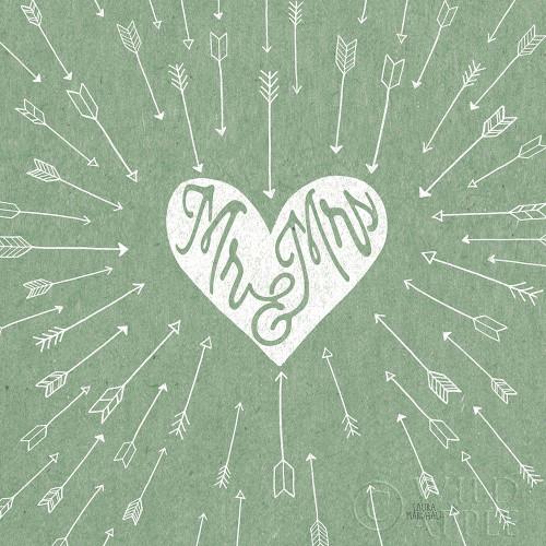 Lovestruck I Sq Poster Print by Laura Marshall - Item # VARPDX55627