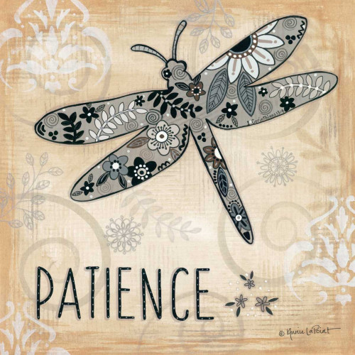 Patience Poster Print by Annie LaPoint - Item # VARPDXALP1302