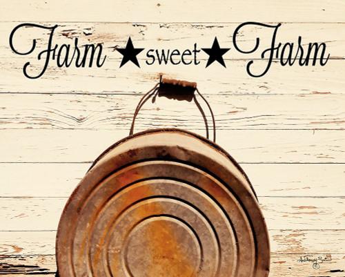 Farm Sweet Farm Poster Print by Anthony Smith - Item # VARPDXANT145