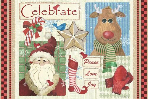 Celebrate Poster Print by Anita Phillips - Item # VARPDXAP2190