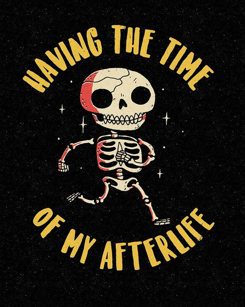 The Time of My Afterlife Poster Print by Michael Buxton - Item # VARPDXB3777D