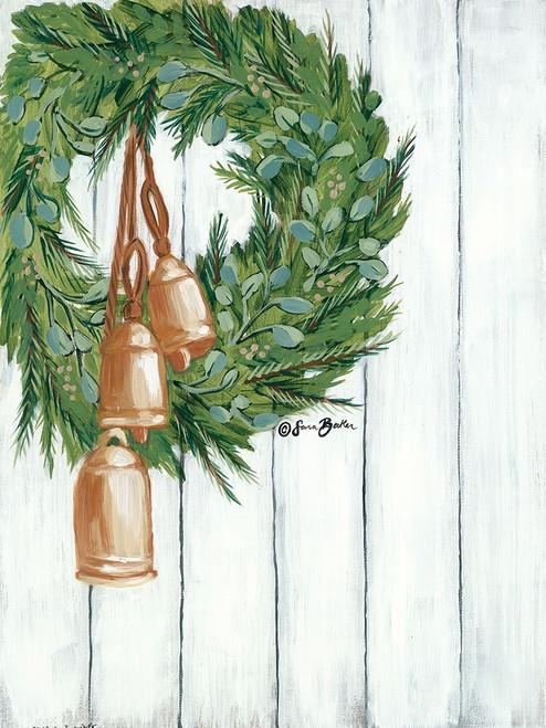 Copper Bells Ring Poster Print by Sara Baker - Item # VARPDXBAKE126