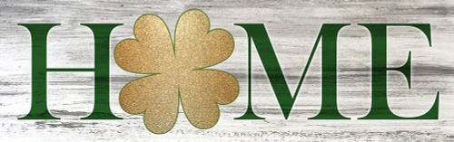 Home Clover Poster Print by Ann Bailey - Item # VARPDXBAPL009A