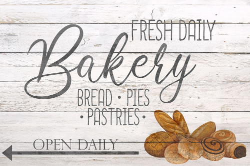Bakery Fresh Poster Print by Ann Bailey - Item # VARPDXBARC001B