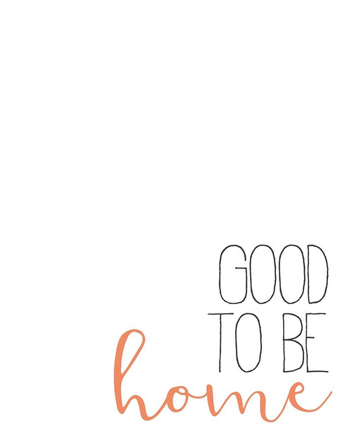 Good to Be Home Poster Print by Ann Bailey - Item # VARPDXBARC044A