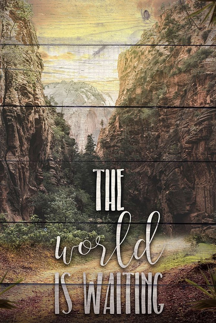 The World Poster Print by Ann Bailey - Item # VARPDXBARC048E