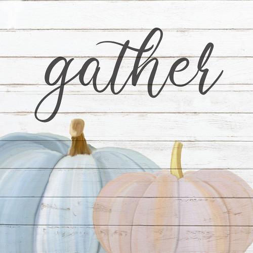 Gather Pumpkins Poster Print by Ann Bailey - Item # VARPDXBASQ019A