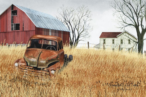Granddads Ole Truck Poster Print by Billy Jacobs - Item # VARPDXBJ1041
