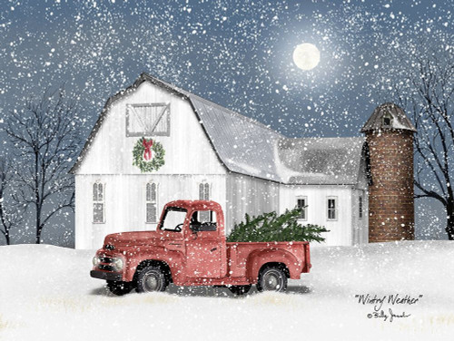 Wintery Weather Poster Print by Billy Jacobs - Item # VARPDXBJ1195D